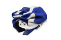 Lounging Girls Blanket - Blue & White