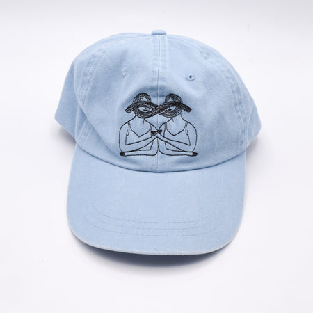 Eternal Sisterhood Embroidered Cap