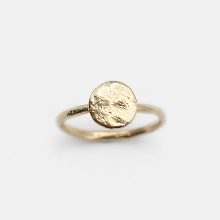 Dot Ring - 10k gold