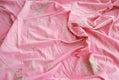 Flash Embroidered Bedspread - Pink