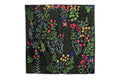 Millefleur Embroidered Bedspread - Multicolor