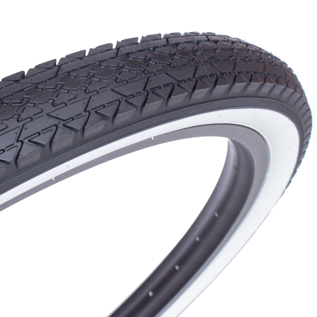 e702 26 inch white wall tires