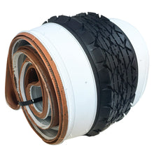 Load image into Gallery viewer, e702 26 inch white wall tires