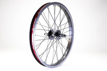 Load image into Gallery viewer, eastern bikes buzzip rear wheel professional bmx wheel black anodized