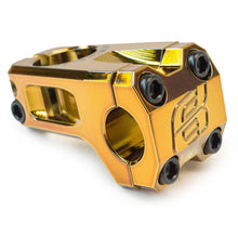 Load image into Gallery viewer, eastern bikes compressor front load stem coolant gold anodized