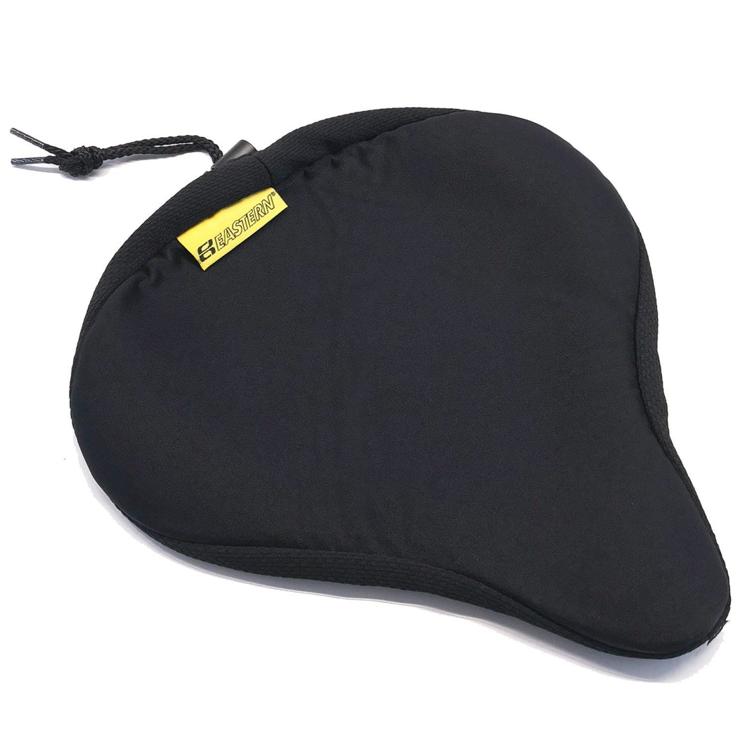 eastern bikes beach cruiser gel seat cover for added comfort