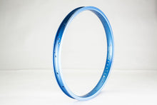 Load image into Gallery viewer, eastern bikes throttle double wall pinned rims 36h blue