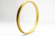 Load image into Gallery viewer, eastern bikes throttle double wall pinned rims 36h gold