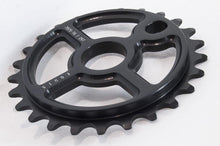 Load image into Gallery viewer, Ezra equis professional bmx sprocket 7075 alloy 25t black