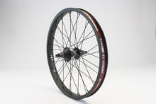 Load image into Gallery viewer, ezra bmx freecoaster rear wheel professional bmx wheel black anodized