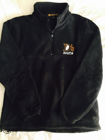 D's nuts Fleece - Fight Cancer With Us!