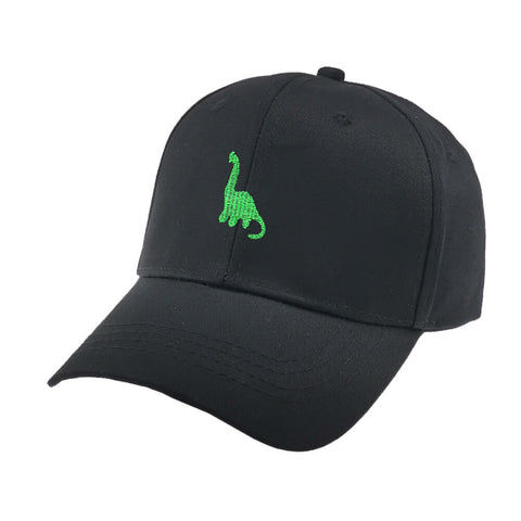 casquette dinosaure baseball adulte