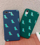 coque iphone dinosaure