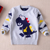 pull dinosaure t rex gris