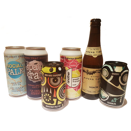Mixed brewery 6 pack