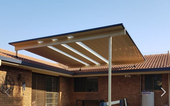 Non-Insulated Flyover - 3m x 3m- $3,165.00 Inc GST.