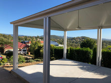 Load image into Gallery viewer, Insulated Gable Patio - 9m x 6m - $19,800.00 Inc GST.