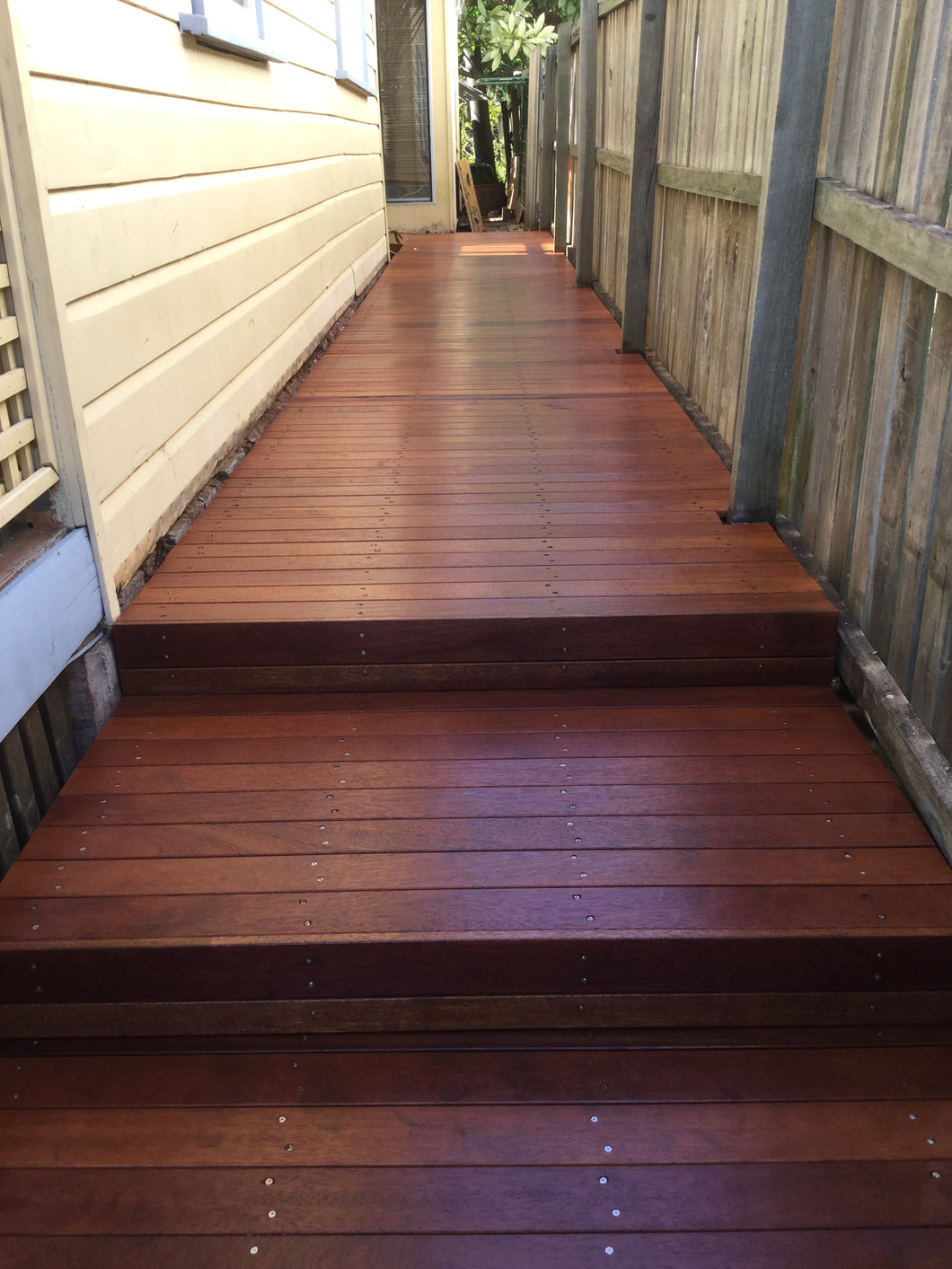 Low-Set Deck - 10m x 4m- from $14,250.00 Inc GST.