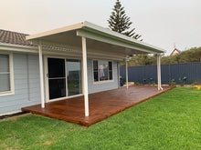 Load image into Gallery viewer, NON-INSULATED Skillion Patio - 11m x 4m- from $8,790.00 Inc GST.