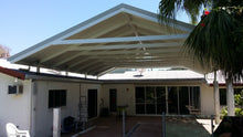 Load image into Gallery viewer, Non-Insulated Gable Patio - 4m x 3m- $5,060.00 Inc GST.