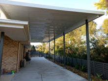 Load image into Gallery viewer, Non-Insulated Flyover - 12m x 4m- $11,445.00 Inc GST.