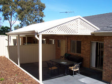 Load image into Gallery viewer, Non-Insulated Gable Patio - 7m x 6m- $11,310.00 Inc GST.