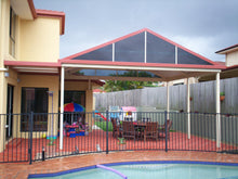 Load image into Gallery viewer, Non-Insulated Gable Patio - 8m x 4m- $11,958.00 Inc GST.