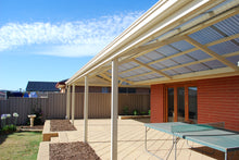 Load image into Gallery viewer, Non-Insulated Gable Patio - 10m x 4m- $12,460.00 Inc GST.