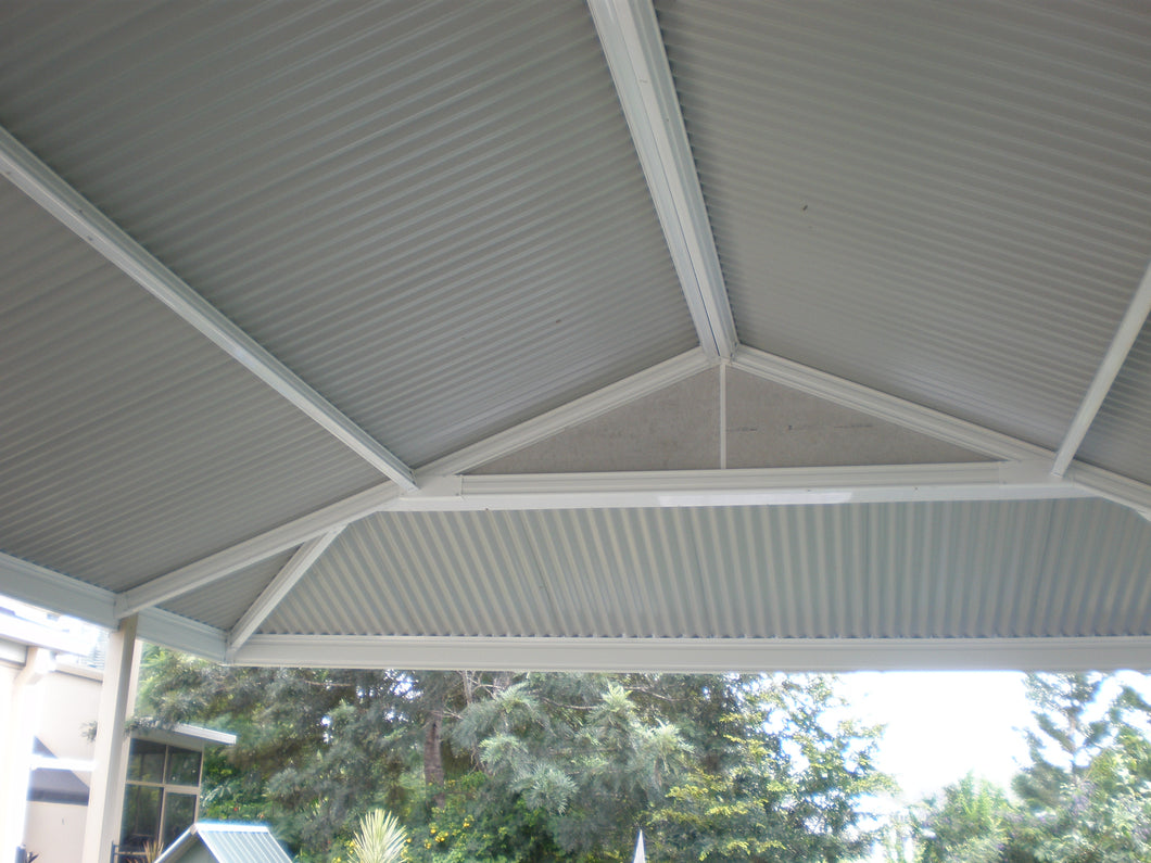 Dutch Gable Patio - 12m x 4m- $18,738.00 Inc GST.