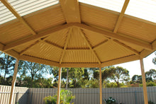 Load image into Gallery viewer, Gazebo - 8-sided 5m- $9,955.00 Inc GST.