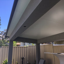 Load image into Gallery viewer, INSULATED Skillion Patio - 3m x 3m- $4,230.00 Inc GST.