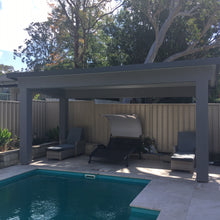 Load image into Gallery viewer, INSULATED Skillion Patio - 13m x 6m- $21,400.00 Inc GST.