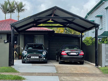 Load image into Gallery viewer, Gable Carport - 6m x 4m- $8,232.00 Inc GST.