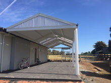 Load image into Gallery viewer, Non-Insulated Gable Patio - 9m x 5m- $12,060.00 Inc GST.