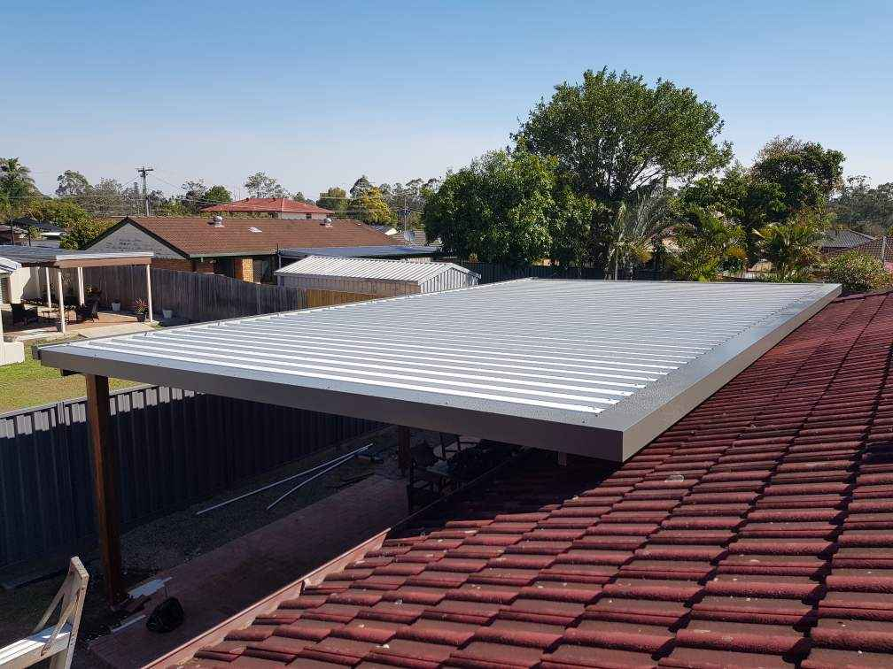 Insulated Flyover - 9m x 3m- $10,410.00 Inc GST.