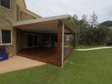 Load image into Gallery viewer, INSULATED Skillion Patio - 9m x 5m- $14,322.00 Inc GST.