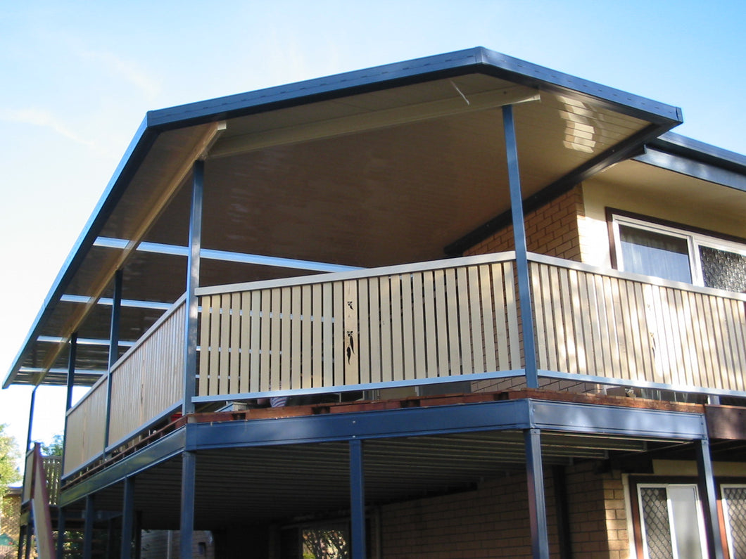 High-Set Deck - 13m x 6m- from $41,744.40 Inc GST.
