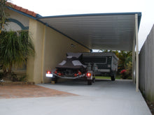 Load image into Gallery viewer, Skillion Carport - 6m x 6m- $5,175.00 Inc GST.