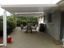 Load image into Gallery viewer, INSULATED Skillion Patio - 3m x 3m- $3,760.00 Inc GST.