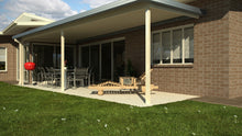 Load image into Gallery viewer, INSULATED Skillion Patio - 5m x 5m - $7,075.00 Inc GST.