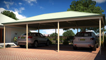 Load image into Gallery viewer, Hip Carport - 7m x 4m- $9,130.00 Inc GST.