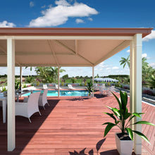 Load image into Gallery viewer, Non-Insulated Gable Patio - 10m x 5m- $13,350.00 Inc GST.
