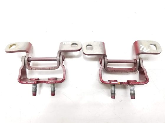 17-20 Cadillac XT5 Liftgate Tailgate Hinge Set Pair Red OEM Genuine