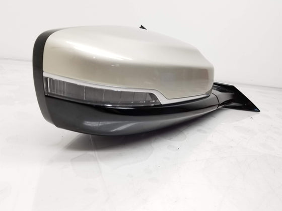 15-19 Cadillac CTS Right RH Door Mirror w/ Side Object Detection OEM Genuine