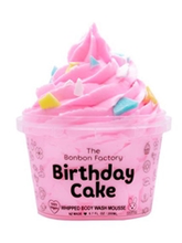 Load image into Gallery viewer, Birthday Cake Body Wash Mousse