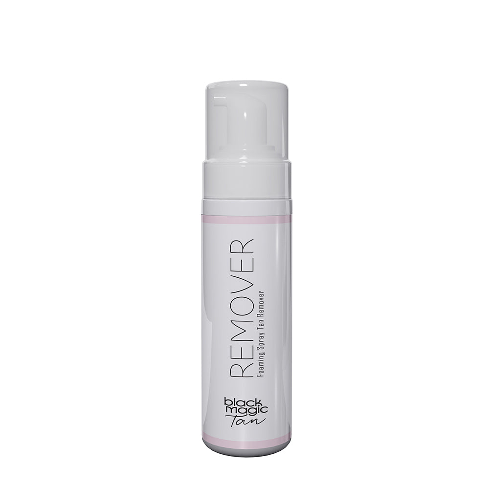 Foaming Tan Remover