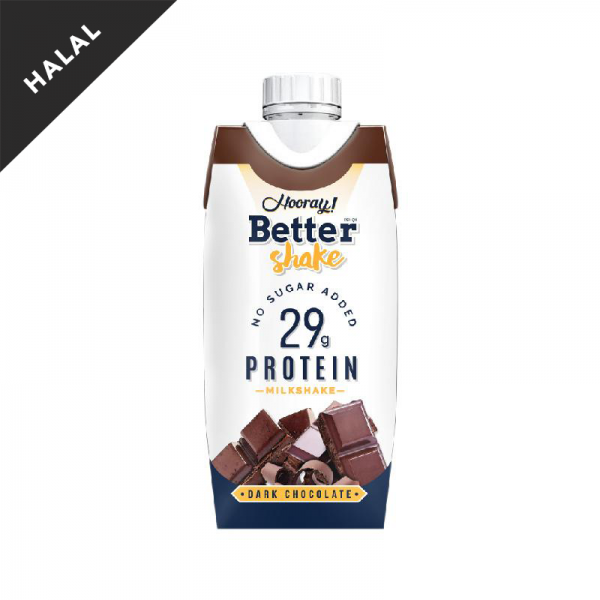Hooray! Better Shake Protein RTD, 330ml