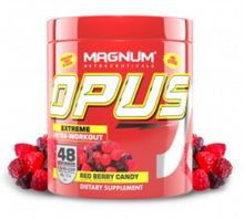 Load image into Gallery viewer, Magnum OPUS Extreme Intra-Workout, 48 Servings