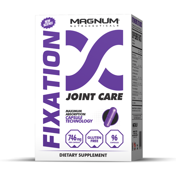 Magnum FIXATION Joint Care, 96 Capsules