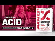 Load and play video in Gallery viewer, Magnum ACID Pharmaceutical Grade CLA Isolate, 90 Softgels